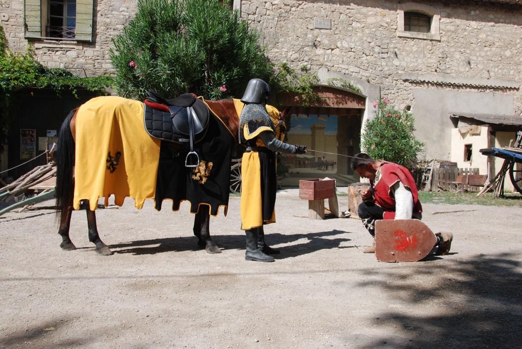 le chevalier 1
