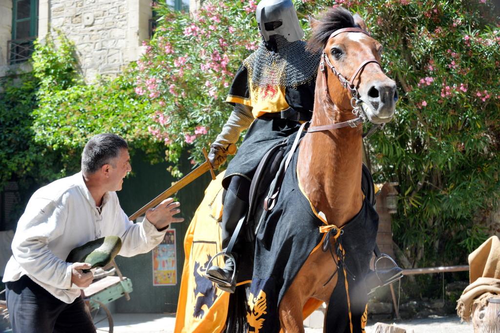 le chevalier