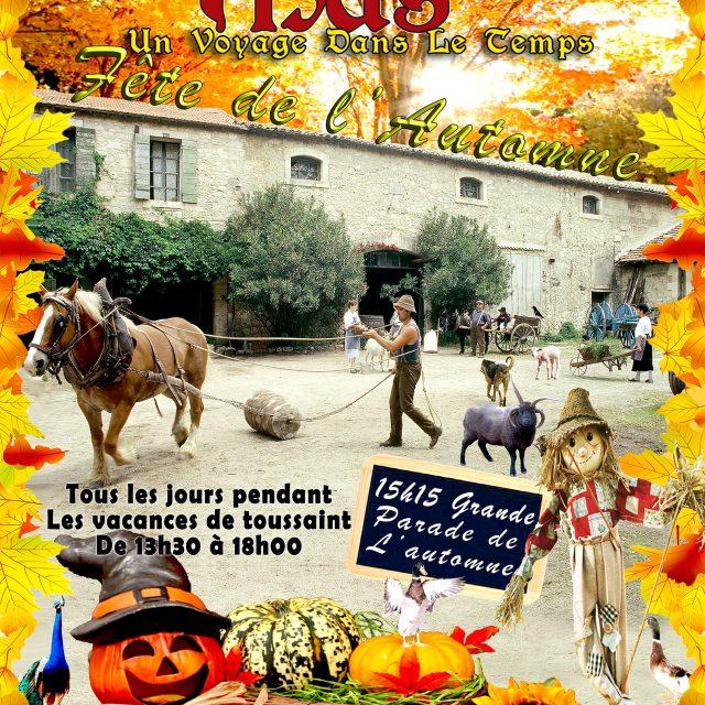 LA parade de l'automne